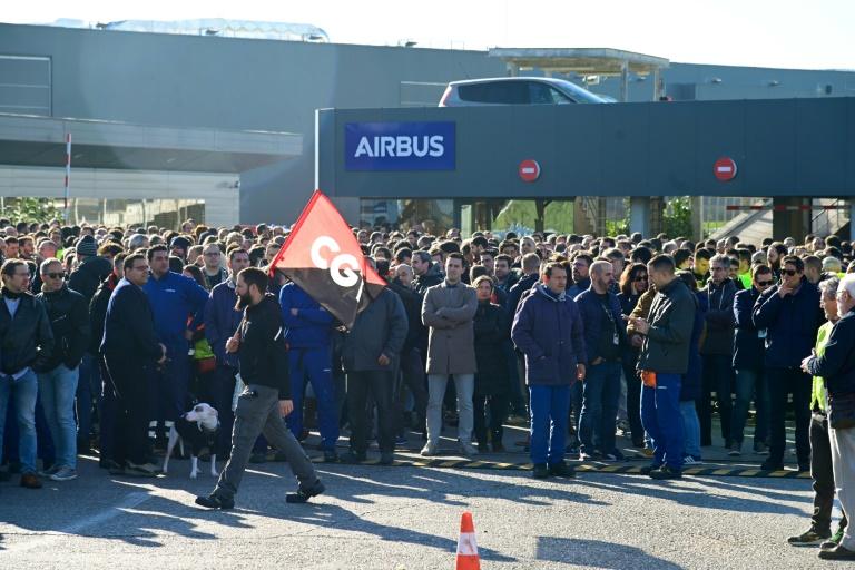 Sindicatos de Airbus en España critican el reinicio de la producción