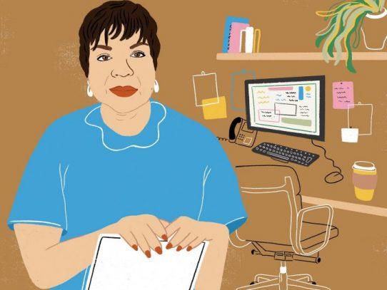 Las mujeres en el trabajo, atrapadas en el caos