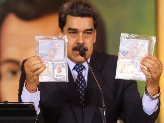 """Tres nuevos detenidos por fallida """"invasión"""" marítima a Venezuela, informa Maduro"""