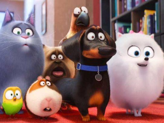"""""""La vida secreta de las mascotas 2"""" supera a """"X Men"""" en taquilla norteamericana"""