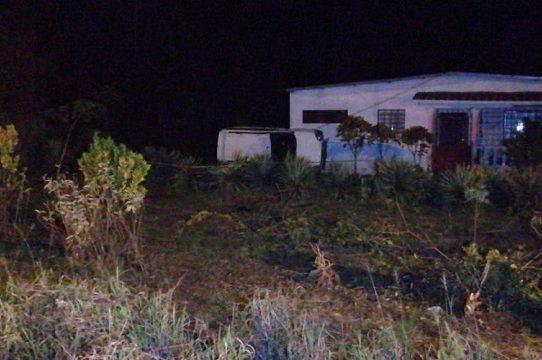 Dos muertos por accidente de tránsito en la provincia de Colón