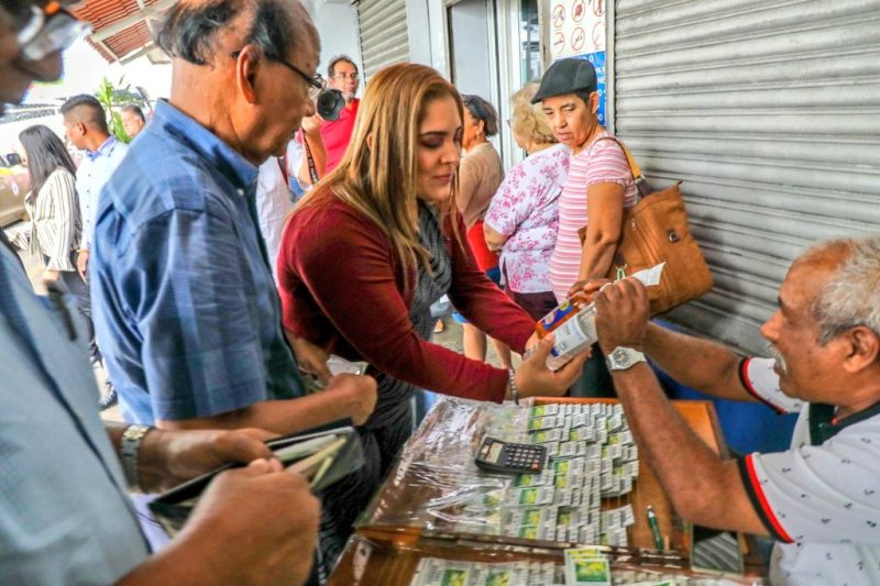 """Directora de la Lotería: """"Todas las medidas se comunicarán oportunamente"""""""