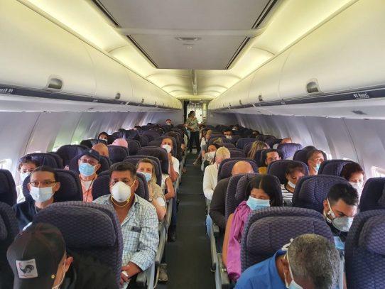 Tocumen S.A. atendió a 924 pasajeros varados por cierre terminales aéreas