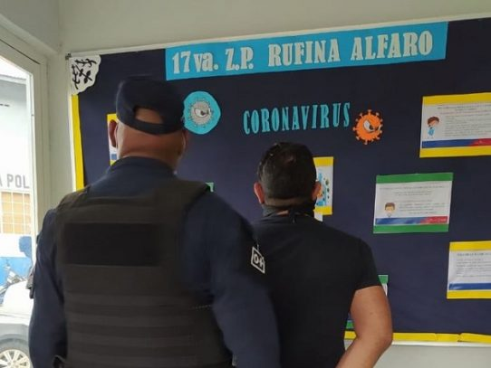 Minseg: Se han retenido 689 personas por violar medida de cuarentena
