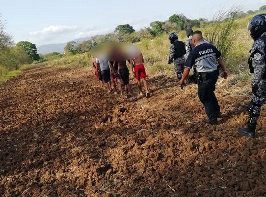 Aprehenden a cinco personas por robo agravado en Panamá Este
