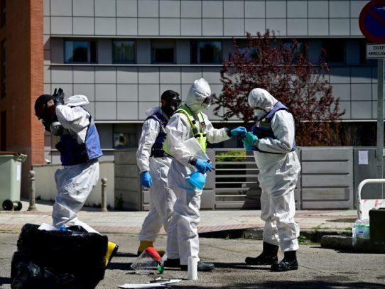 Con más de 700.000 infectados, el mundo espera llegar al pico de la epidemia
