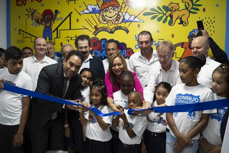 Embajadores celebran Día de Europa impulsando proyectos de prevención en Panamá
