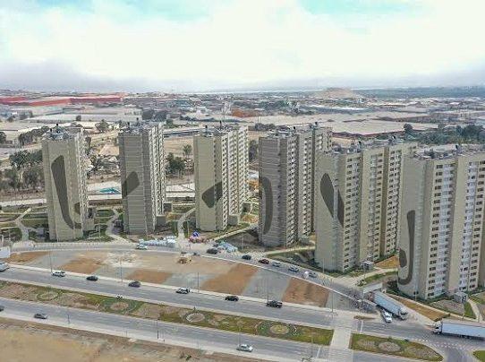 Villa Panamericana de Lima pasa a ser hospital para pacientes con covid-19