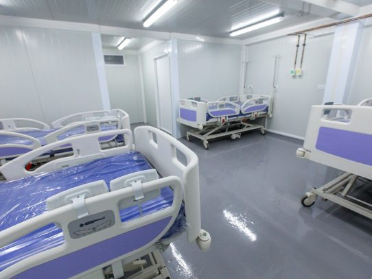 Contraloría refrenda contrato del Hospital Modular tras consulta ciudadana