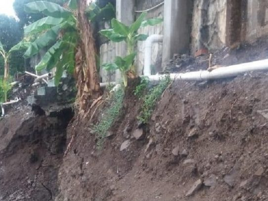 Sinaproc: Inicia transición de temporada seca a lluviosa