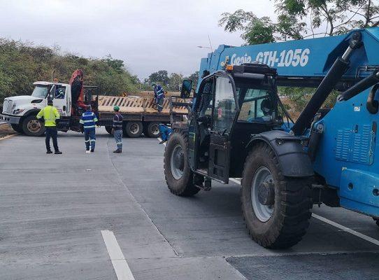 Aeropuerto de Tocumen cierra acceso por el Corredor Sur