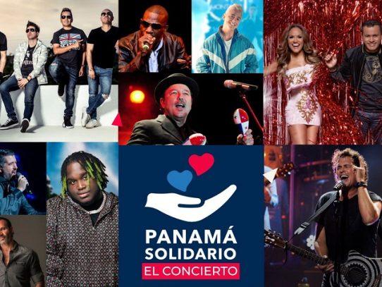 El Concierto de Panamá Solidario recaudó $334,645.79 en dos horas