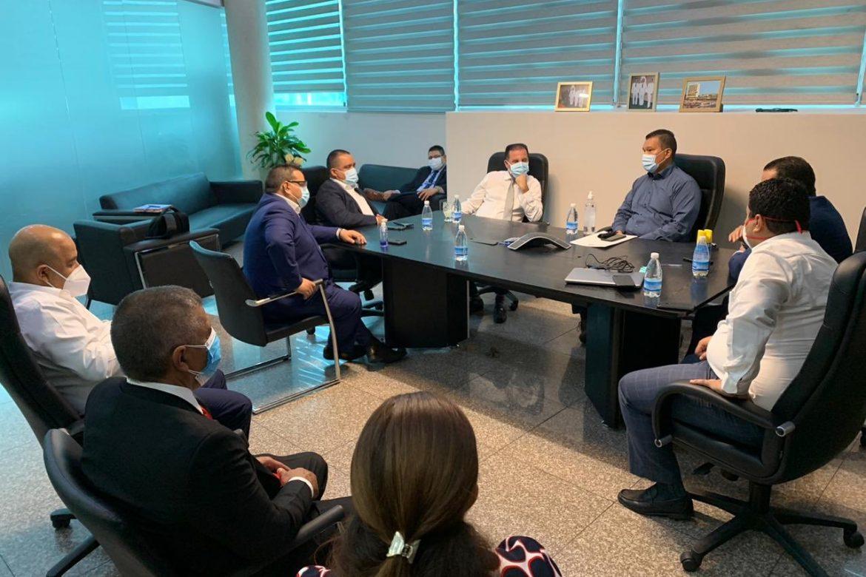 """Cúpula del legislativo analiza """"funcionamiento y transparencia"""" de sesiones virtuales"""