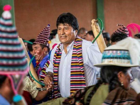Sondeo: Morales encabeza con 38% preferencia electoral en Bolivia