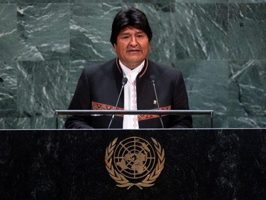 Evo Morales anuncia que convocará a nuevas elecciones