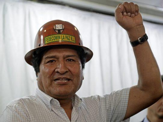 Denuncia contra Evo Morales busca impacto electoral en Bolivia, dice su partido