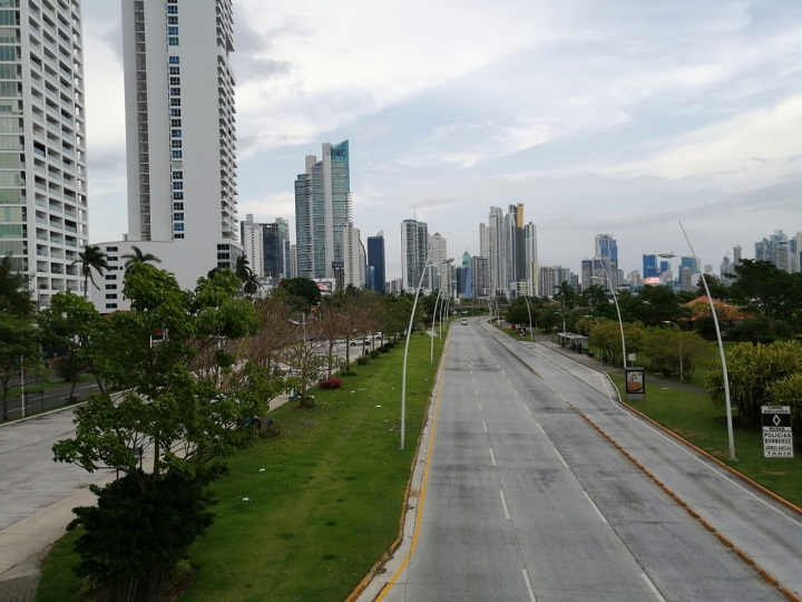 Cierre total y parcial de los estacionamientos en la Cinta Costera, el 7 y 8 de septiembre