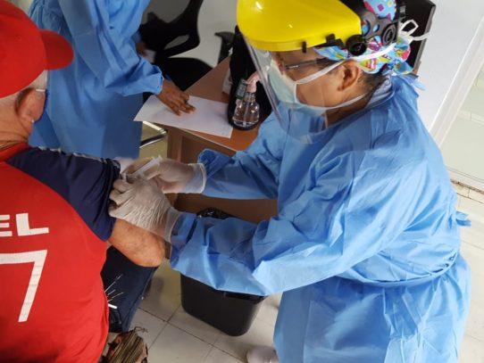 Panamá registra 165 fallecidos y 5,779 casos positivos de Covid-19