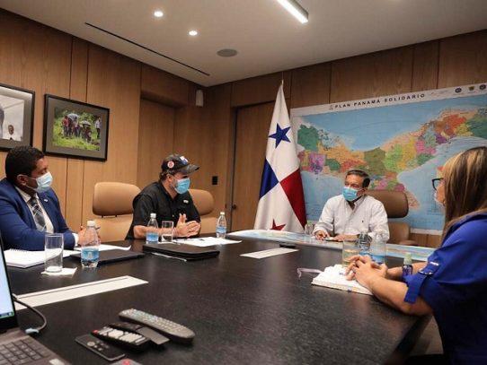 Cortizo anuncia que esta semana se harán efectivas transferencias masivas usando la cédula
