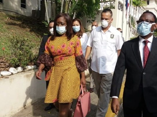 Magistrado Arrocha dicta medida de protección a Kayra Harding