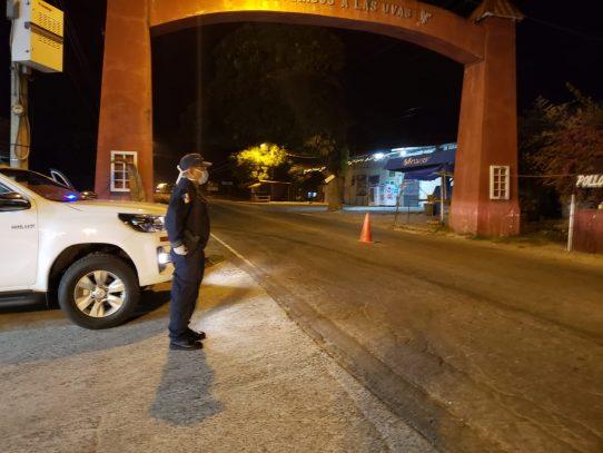 Detención provisional para colombiano que burló cinco retenes policiales