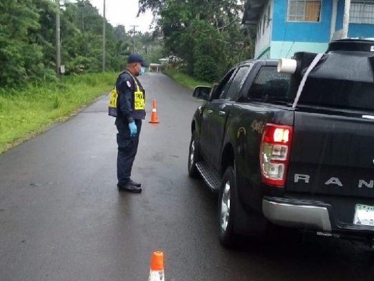 Policía aclara que ha decomisado bicicletas en Coclé por incumplimiento del Decreto N° 507