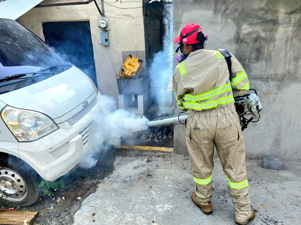 Región metropolitana de Salud registra 251 casos de dengue
