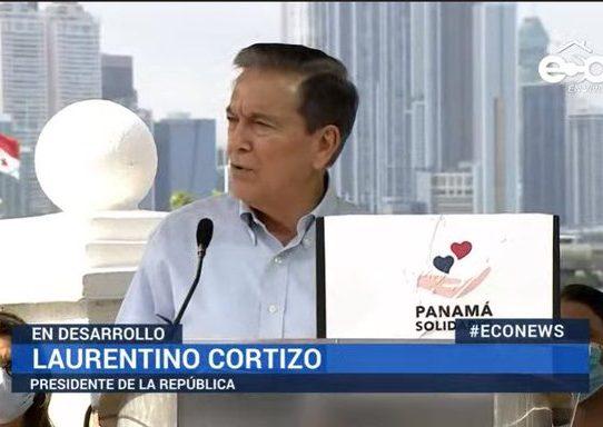 """Cortizo: """"La urgencia tiene que ir de la mano con la transparencia"""""""