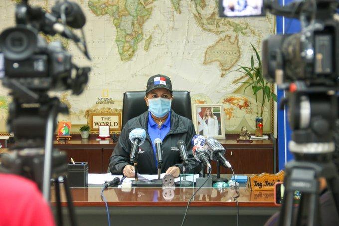 Ministra Samudio aclara aspectos del Decreto 145 sobre arrendamientos
