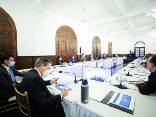 Consejo de Gabinete aprueba presupuesto para 2021 por 24 mil millones