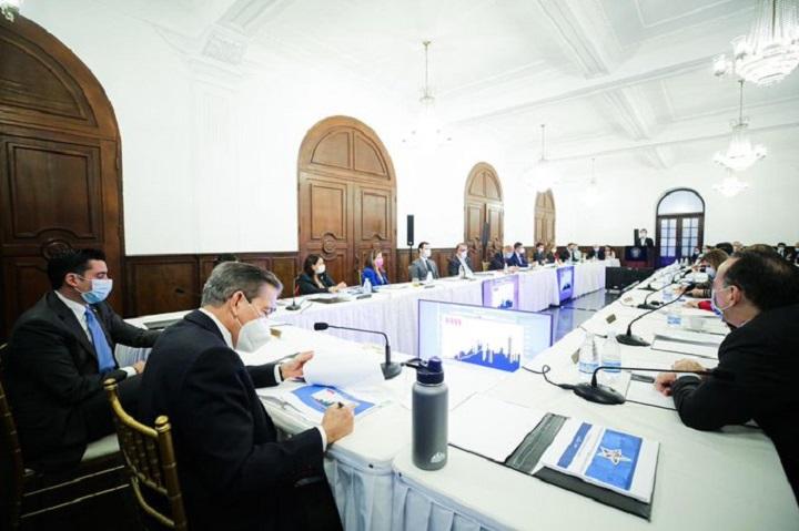 Gabinete aprueba préstamo de CAF por $350 millones para financiar necesidades del presupuesto