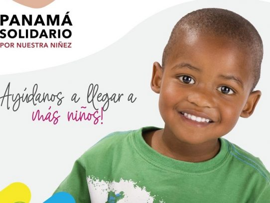 Despacho de la Primera Dama impulsa proyecto 'Panamá Solidario: Por Nuestra Niñez'