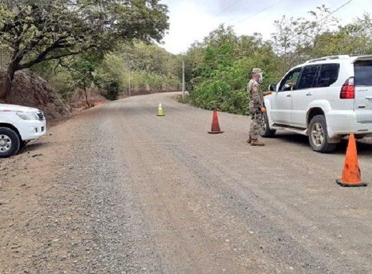 Pedasí se retirará el punto de control de la entrada al distrito el 1 de junio