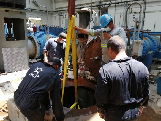 IDAAN restablece en un 90% la operación de la potabilizadora de Chilibre