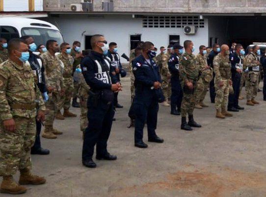 Minseg: 339 unidades de la Fuerza Pública se recuperan del coronavirus