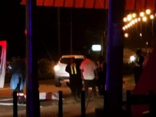 Un hombre muere al ser atropellado en Chiriquí