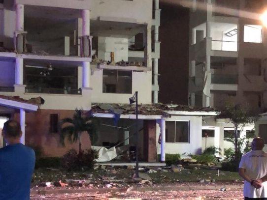 Venezolanos heridos por explosión de fuga de gas en Panamá