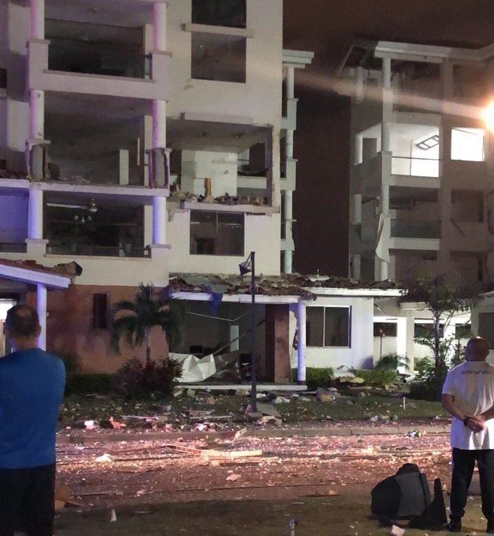Explosión en Costa Mare deja 14 heridos y se siente en Panamá Este