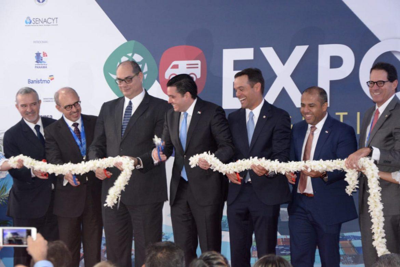 Inaugura Expo Logística Panamá 2019
