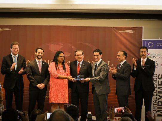 Exportadores panameños reciben reconocimiento