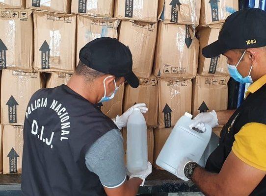 Desmantelan red de estafa que operaba entre Chiriquí y Panamá