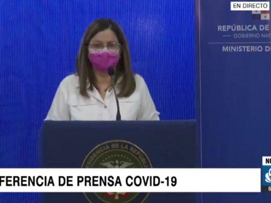 Covid-19: Panamá suma 244 fallecidos y 8,448 casos positivos