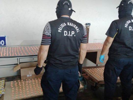 Decomisan más de cinco mil pastillas de éxtasis en aeropuerto de Tocumen