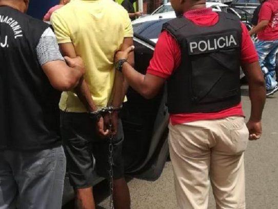 Detenidos por solicitar altas sumas de dinero bajo amenazas de muerte