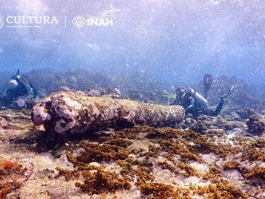 Hallan en México restos de naufragio de hace más de 200 años