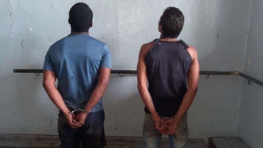 Presuntos sicarios de triple homicidio en Tres Quebradas quedan detenidos