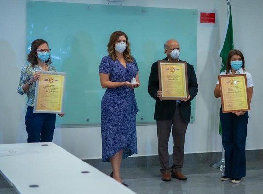 Gobernación de Panamá destaca la labor de médicos y científicos en la lucha contra el COVID -19 en el país