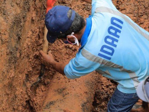 A recoger agua, mañana se interrumpirá el servicio en sectores de Arraiján