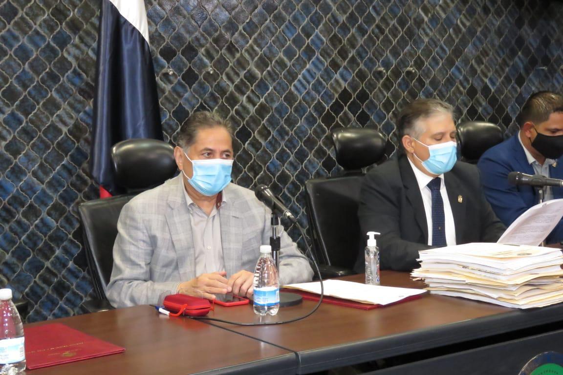 Asamblea remite al MP 14 denuncias contra exmagistrados de la Corte