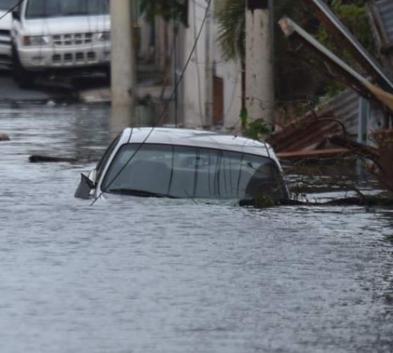 Fuerte tormenta se debió al paso de la primera onda tropical del año